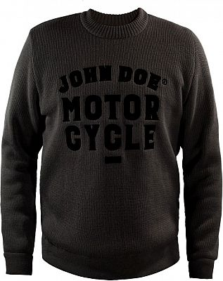 John Doe Roundneck Big Logo, Jersey