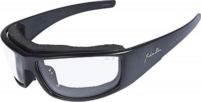 John Doe Speedking Revo, sunglasses Noir/Jaune Taille unique