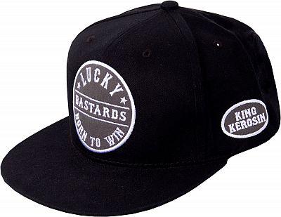 Herren Cap Born To Win - Black