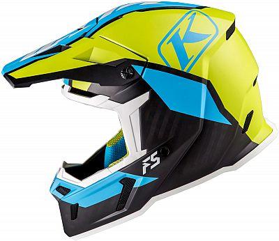 Image of Klim F5 Ion S18, cross helmet