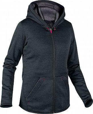 Komperdell 6331, zip sudadera con capucha mujeres