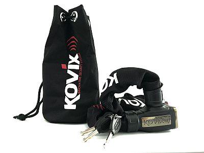 Kovix KCL8, combinación de cerradura/cadena de alarma