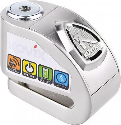 Kovix KD6, rotura cerradura de disco con alarma