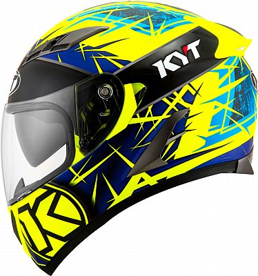 KYT Falcon 2 Rift, integral helmet