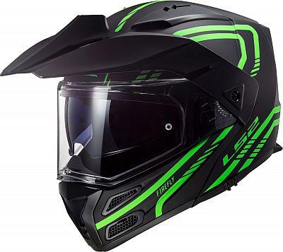 494ab831 LS2 FF324 Metro Evo P/J Firefly, modular helmet - motoin.de