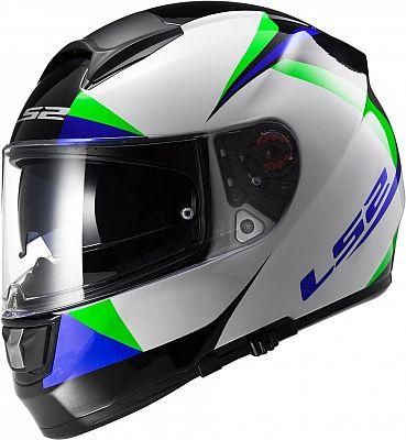 LS2 FF397 Vector FT2 Labyrinth, integral helmet