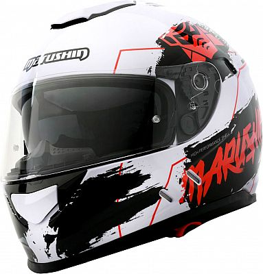 Marushin 889 Comfort Warrior, casco integral