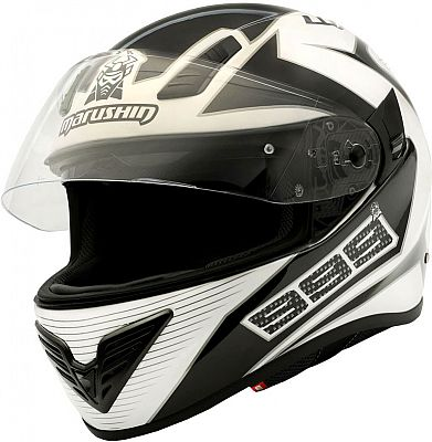Marushin 999 RS Comfort Fundo, casco integral