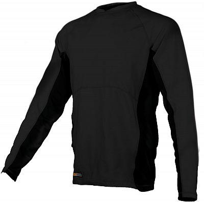Mobile Warming Longmen Crew Neck, funcional camiseta climatizada
