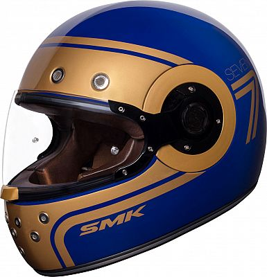 Motorcyklar SMK Eldorado Seven, integral helmet