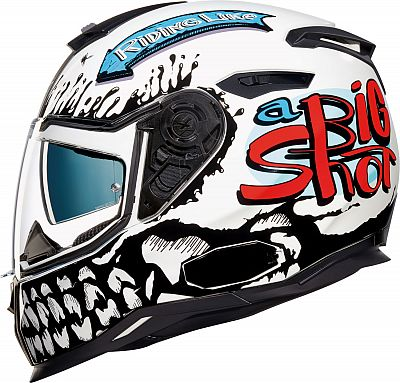 Nexx SX.100 Big Shot, casco integral