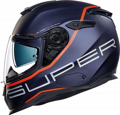 Nexx SX.100 Superspeed, casco integral