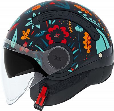 MotoinUSA Nexx SX10 Switx Chloe, jet helmet