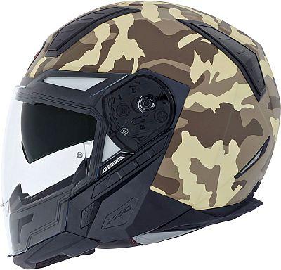 Nexx X40 Camo, casco modular