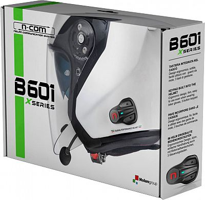 Nolan B601 X, sistema de comunicación