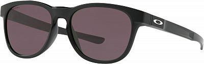 Oakley Stringer, Sonnenbrille Prizm Matt-Schwarz Grau-Getönt