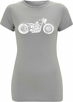 Oily Rag Clothing Bike, camiseta mujeres