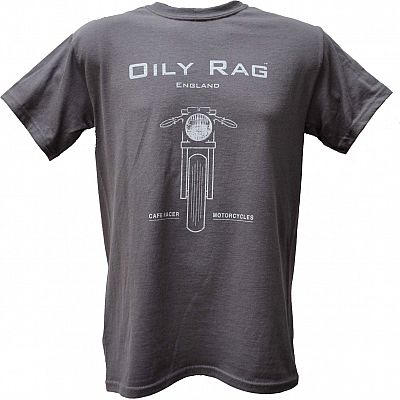 Oily Rag Clothing Café Racer, camiseta