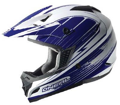 ONeal 510 Distortion, cross helmet