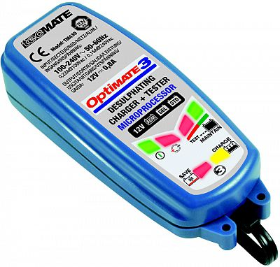 Std Agm Gel Which On A Car Battery Charger