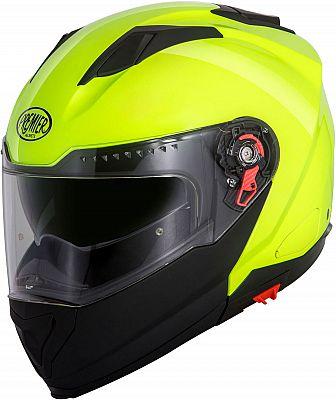 Premier Delta Fluo, levante casco