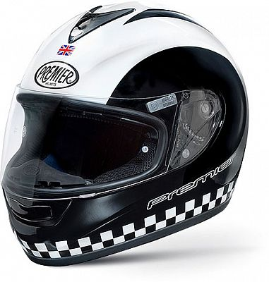Premier Monza Retro Integral Helmet