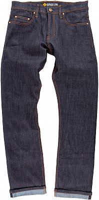 Resurgence Gear Cafe Racer Selvedge, jeans ajuste delgado