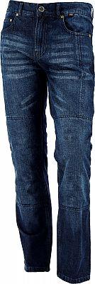 Richa Aim, pantalones vaqueros