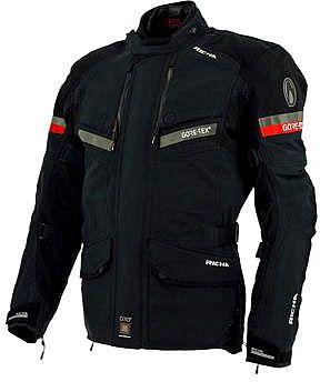 Image of Richa Atlantic, textile jacket Gore-Tex