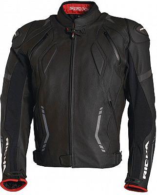 Richa Mugello, chaqueta de cuero