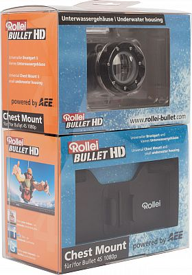 Rollei chest mount for 4S