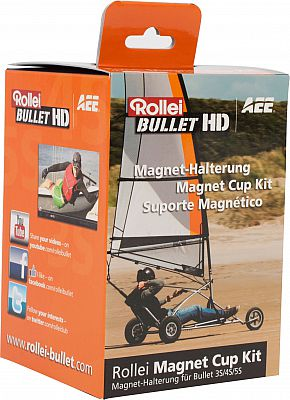 Rollei Magnet Cup Kit for 3S/4S/5S/5S WiFi