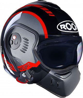 Roof Boxer V8 LP20, casco modular