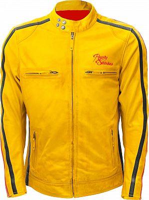 Rusty Stitches Billy, chaqueta de cuero