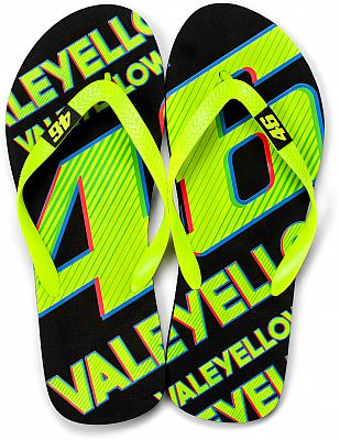VR46 Racing Apparel 46 VALEYELLOW, flip-flop