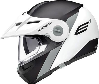 539cadaf Schuberth E1 Gravity, flip up helmet - motoin.de