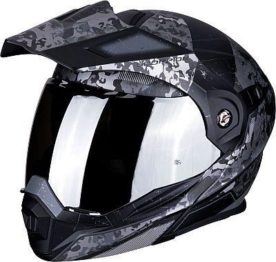 Scorpion ADX-1 Battleflage, levante casco