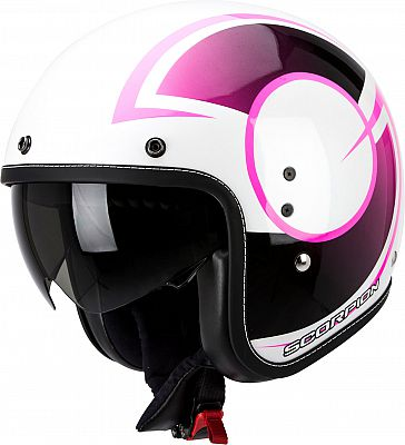 Scorpion-Belfast-Citurban-mujeres-de-casco-jet