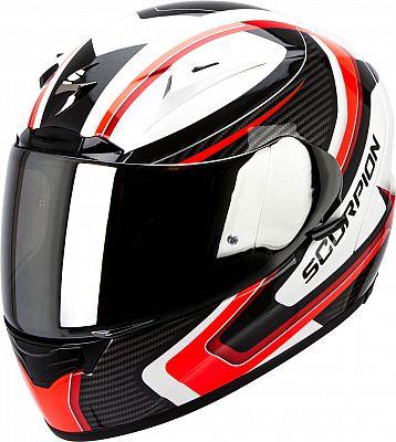 Scorpion EXO-2000 Evo Air Carb, integral helmet