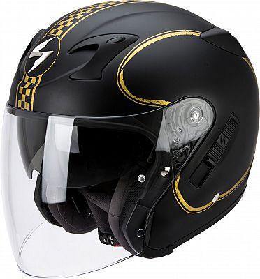 Scorpion EXO-220 Bixby, jet helmet