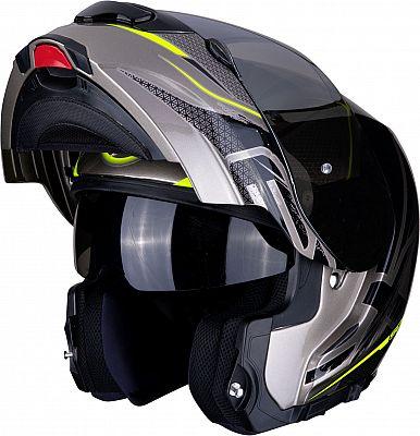 8eb68b72 Scorpion EXO-3000 AIR Creed, flip up helmet - motoin.de