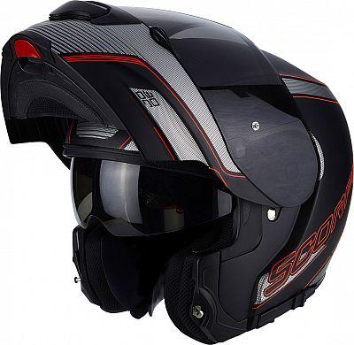 1b43d653 Scorpion EXO-3000 Air Stroll, flip up helmet - motoin.de