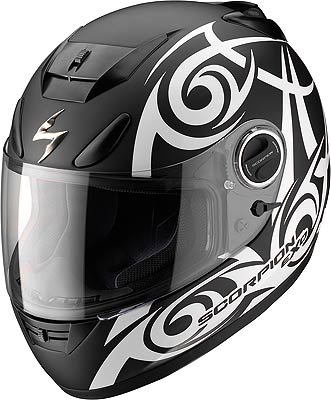 scorpion exo 750 air tribal integralhelm. Black Bedroom Furniture Sets. Home Design Ideas
