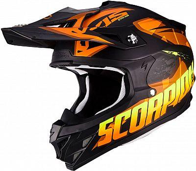 Image of Scorpion VX-15 Evo Air Defender, cross helmet