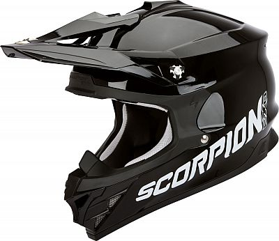 Scorpion VX-15 Evo Air Solid, cross helmet