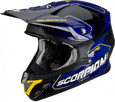 Scorpion VX-20 Air Sherco, cross helmet
