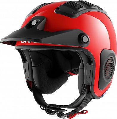 Shark ATV-Drak, Casco Jet