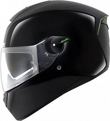 Shark Skwal Dual Black, integral helmet