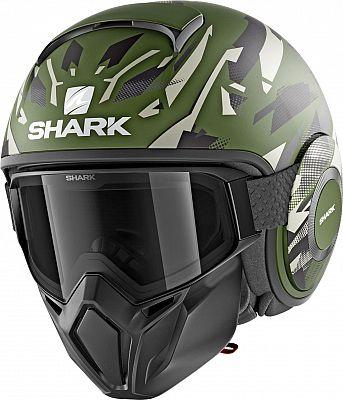 Image of Shark Street Drak Kanhji, jet helmet
