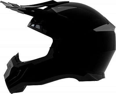 Shiro MX-917, casco cruzado